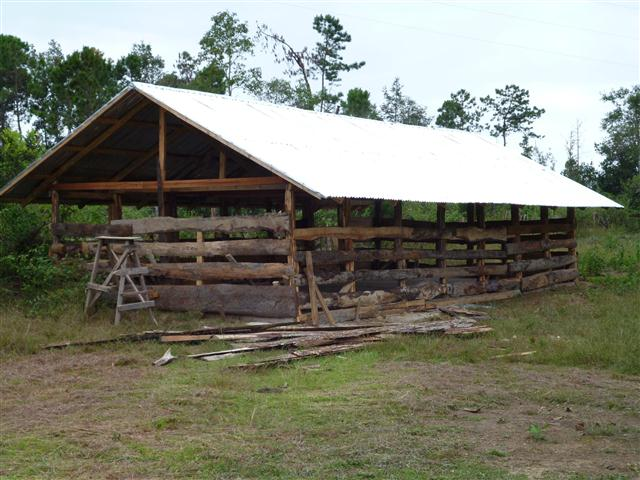 Cow shed (Small)