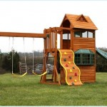 1. Audley Climbing Frame