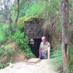 5. The North Vietnamese HQ - Concrete Tunnels